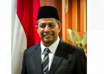 Amal Hasan, Direktur Dana dan Jasa Bank Aceh.