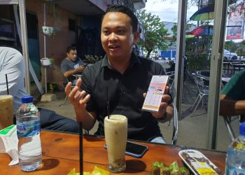 Corcom BSI Pusat, Eko Nopiansyah.