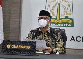 Gubernur Aceh, Ir. H.Nova Iriansyah, MT.