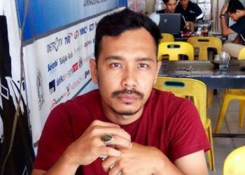 Koordinator GeRAK Aceh Barat, Edy Syahputra.